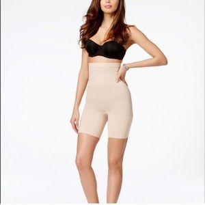 Spanx High Waisted Shorts Shapewear